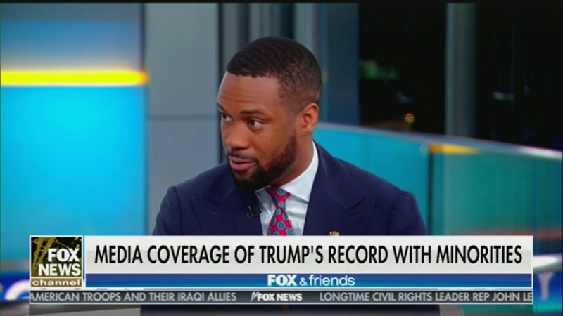 Fox News Contributor: Trump Should 'Adopt' Chicago and Baltimore to 'Win the Black Vote'