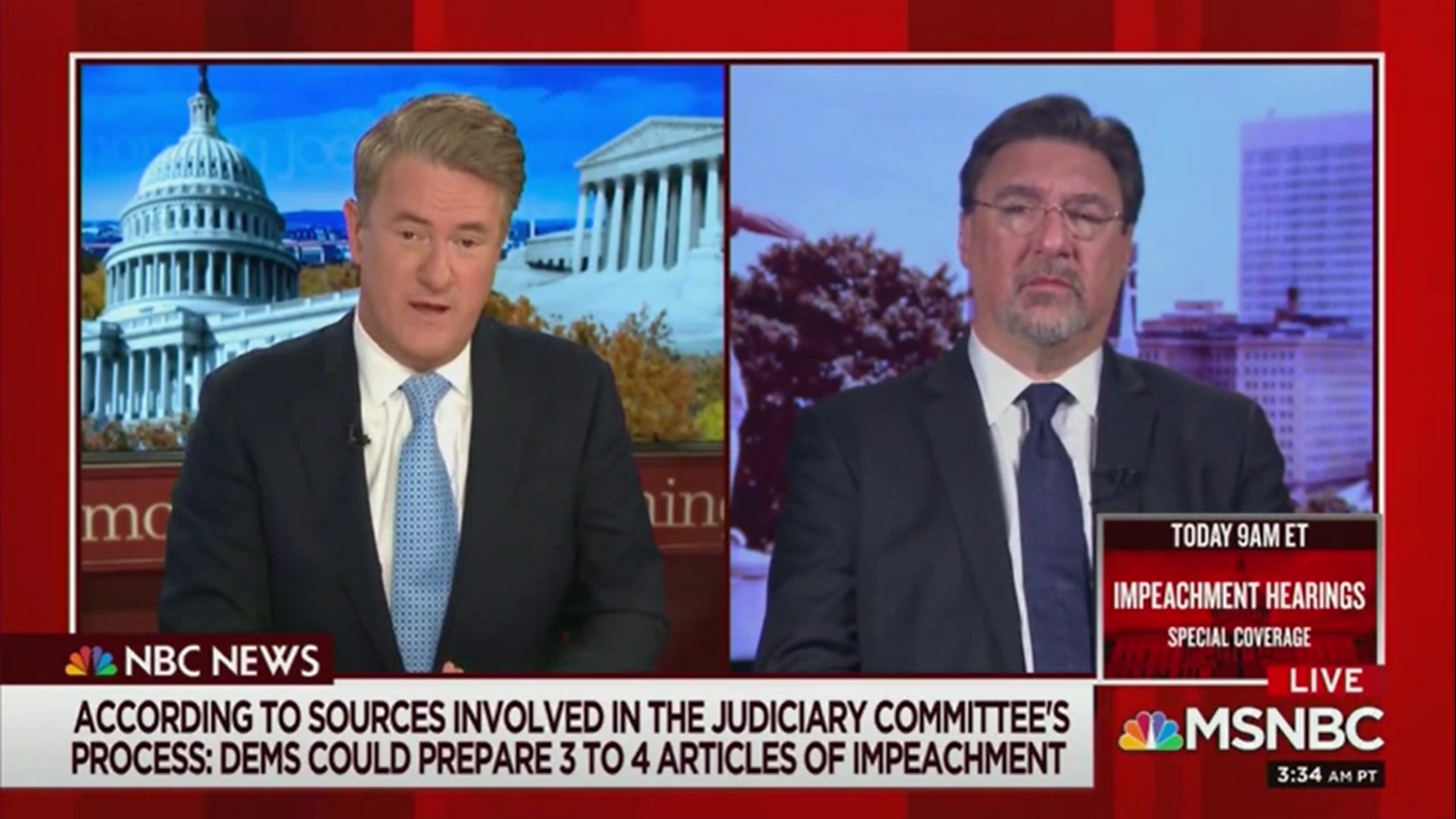 'Morning Joe': Republicans Are 'Parroting Russian Propaganda' Because They Know Trump Is Guilty