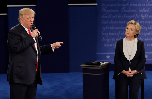 Trump Suggests He Won't Participate in Debates Organized by the Commission on Presidential Debates