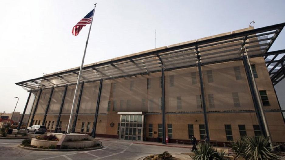 Iraqis Storm U.S. Embassy in Baghdad Following Airstrikes