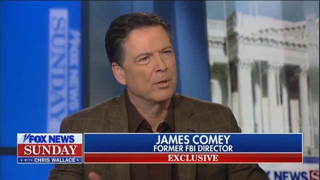 Comey Admits 'I Was Wrong' to Fox News: Horowitz Was 'Right' on Errors of FISA Process