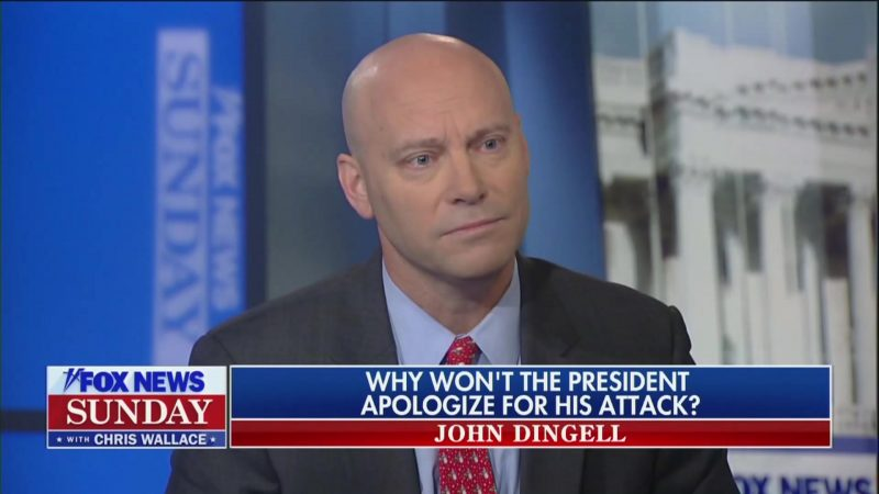 Pence's Chief of Staff Doesn't Have a Problem with Trump's Attack on John Dingell