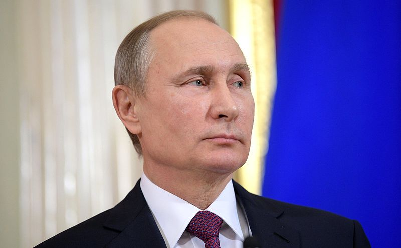 Vladimir Putin: Trump Is Being Impeached for a 'Far-Fetched Reason' and Won't Be Removed