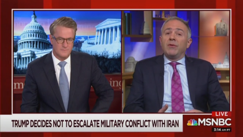 MSNBC Guest: Iran Is 'Potentially Going to Make a Dash for the Bomb'
