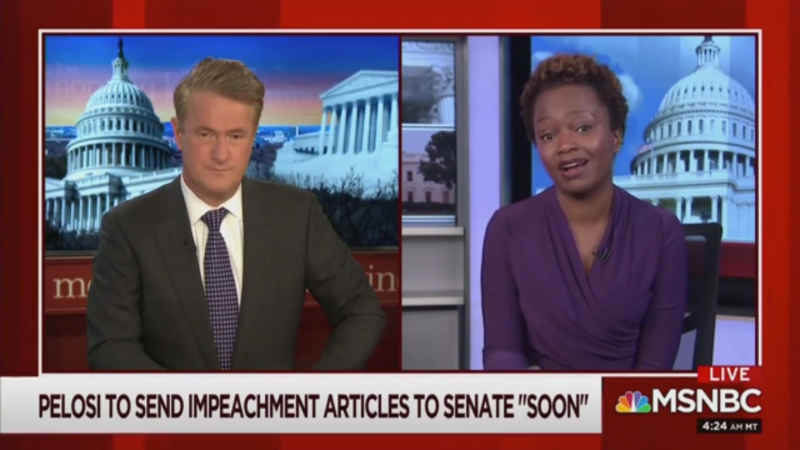 Joe Scarborough: Mitch McConnell 'Is Going to Have a Hell of a Rough Run in 2020'