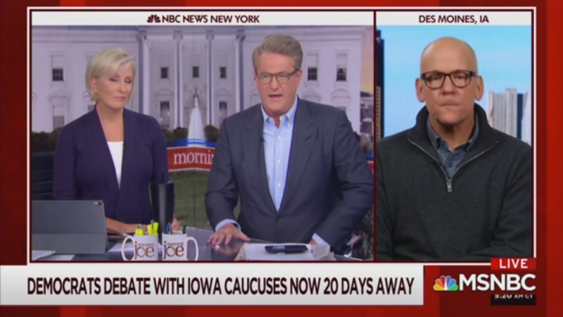 Joe Scarborough Blasts Democrats' 'Shocking' Debates While 'Democracy Is at Risk'