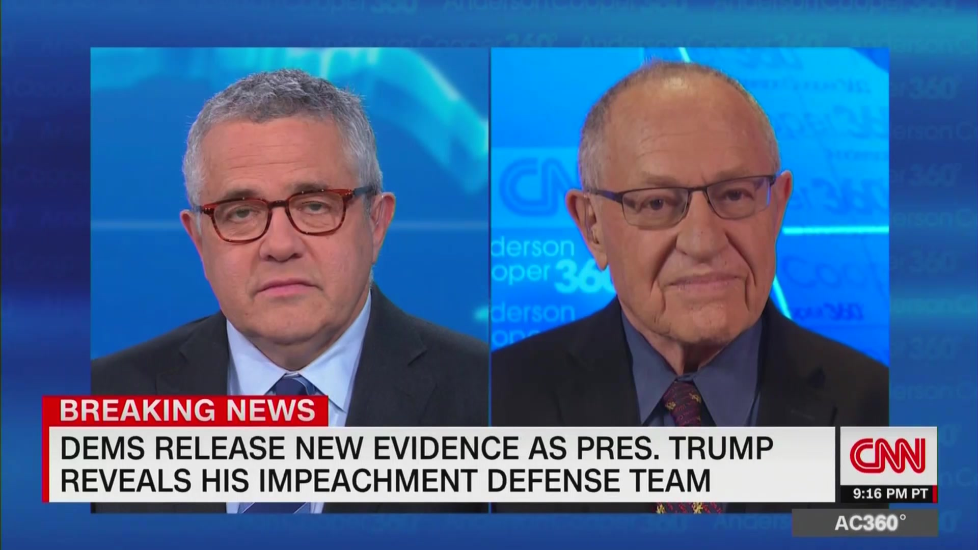 Dershowitz Says He's 'Not Part of the Strategic Legal Team' for Trump's Trial