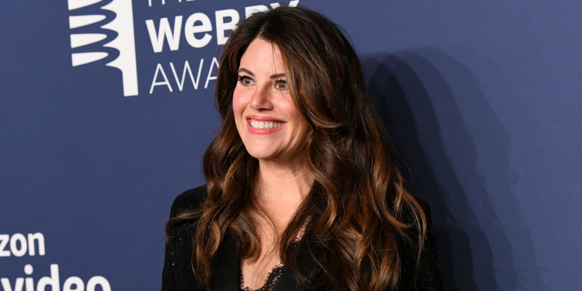 Monica Lewinsky Reacts to Ken Starr Joining Trump's Legal Team: 'Are You F*cking Kidding Me?'