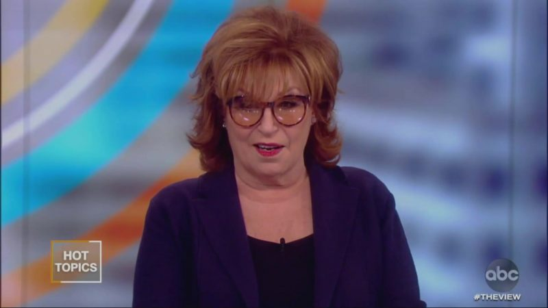 Joy Behar: 'Good News' That Racists Are Splitting With Trump Over Iran