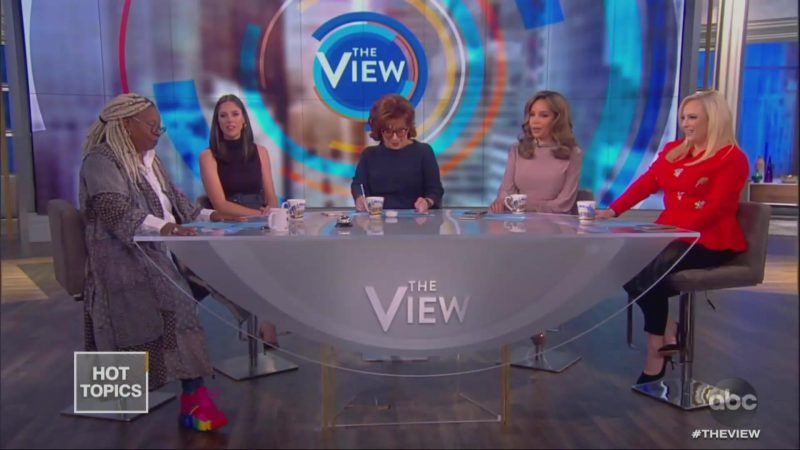 'The View' Tells Lev Parnas He Should've Come on Their Show First: Apology Tour Starts Here!