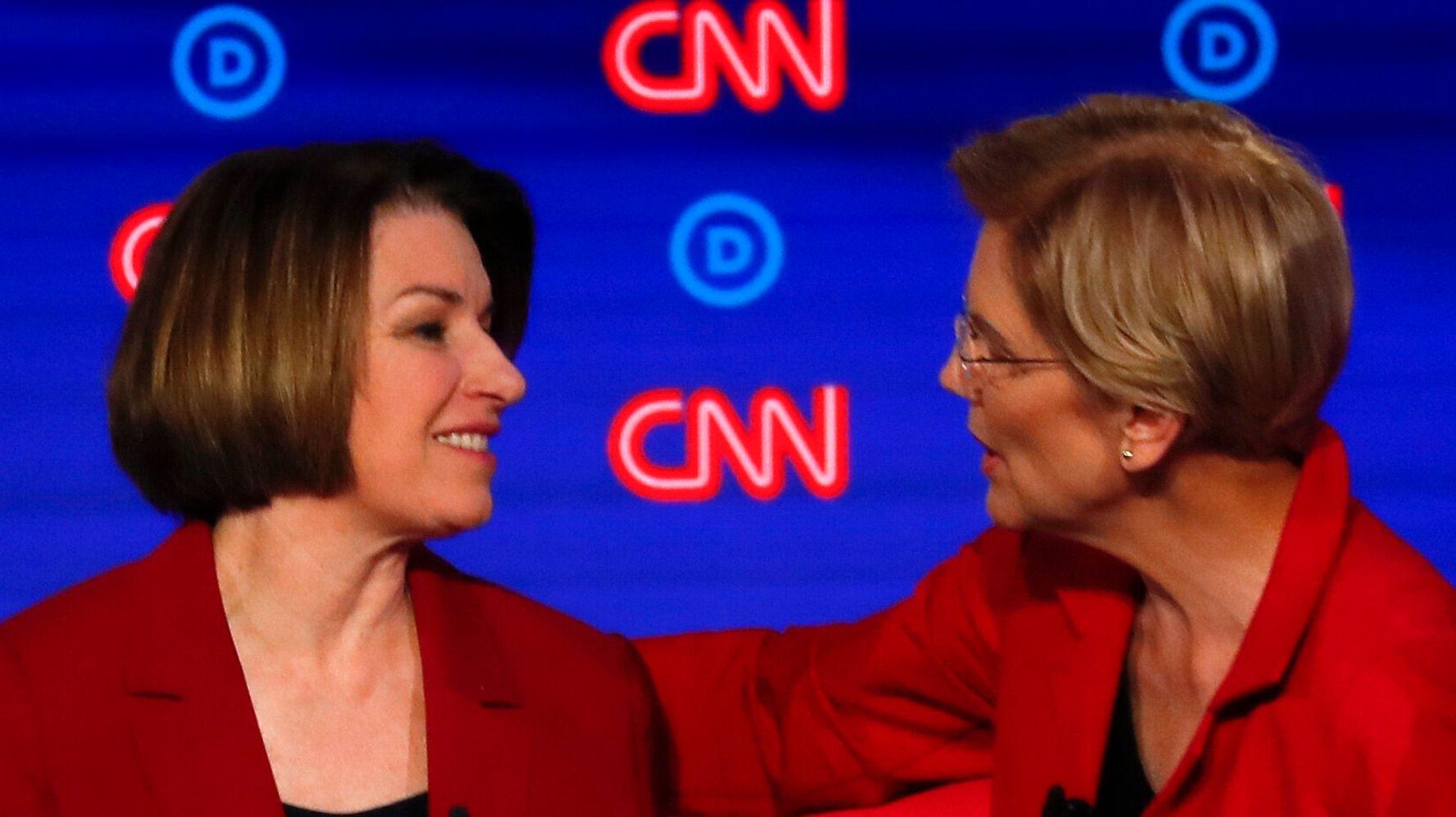New York Times Mocked for Endorsing Elizabeth Warren and Amy Klobuchar
