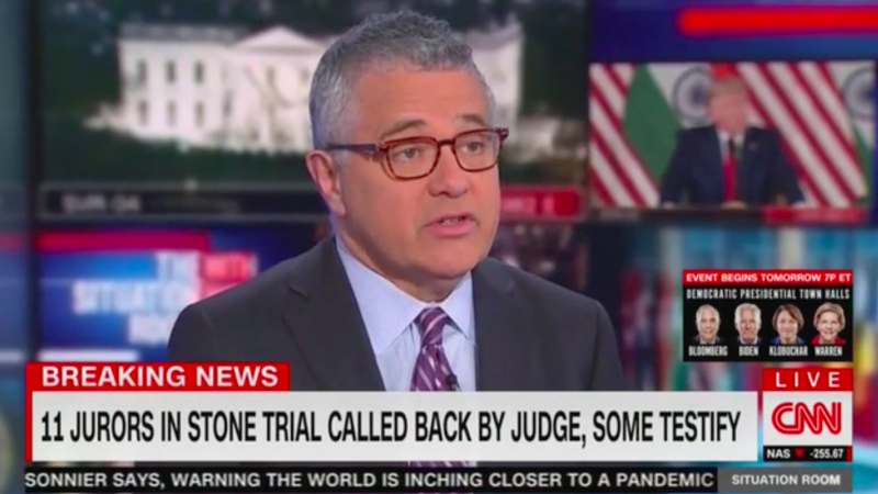 Trump Targeting Juror In Roger Stone Trial 'Is Really Beyond the Pale,' CNN Legal Analyst Says