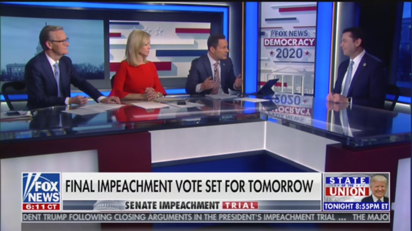 Jason Chaffetz: Adam Schiff Should Have His Security Clearance Taken Away Because 'He Continues to Lie'