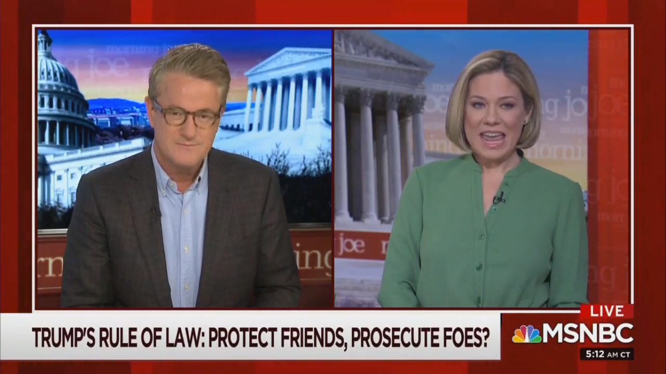 Joe Scarborough: 'Trump Didn't Cause Joe Biden's Problems in Iowa and New Hampshire'