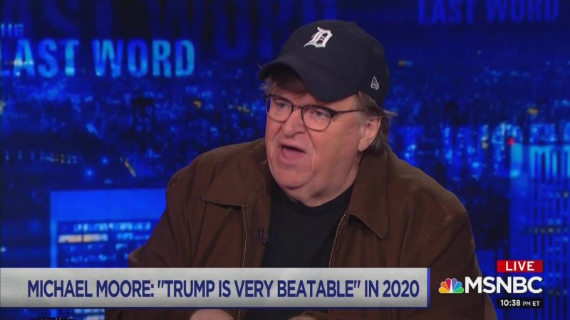 Michael Moore: Trump Is 'Very Beatable' in 2020
