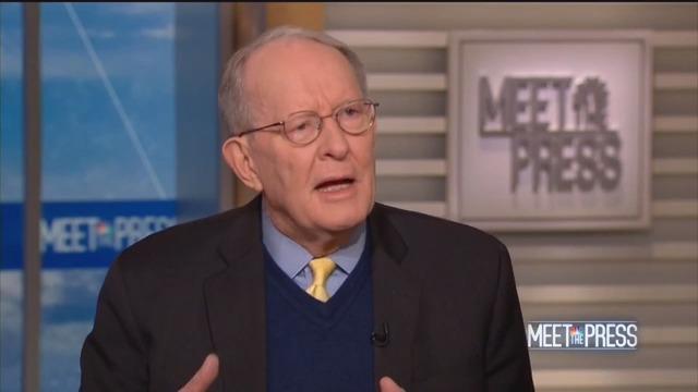 Sen. Lamar Alexander: It's a 'Mistake' for Trump to Peddle Russian Propaganda