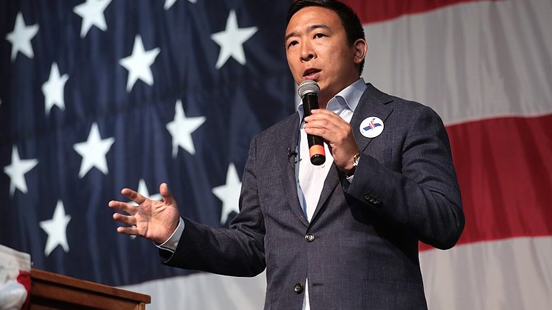 CNN Hires Andrew Yang as a Political Commentator