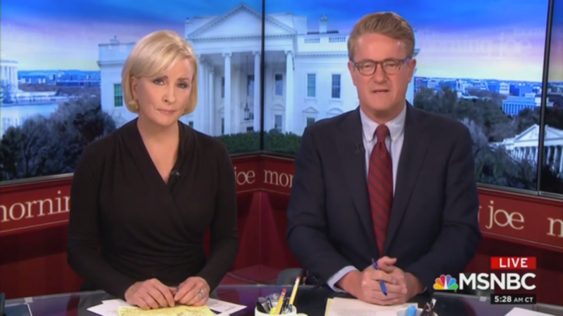 Joe Scarborough Praises 'Beloved Figure' Chris Matthews After MSNBC Host Quits Over Inappropriate Remarks