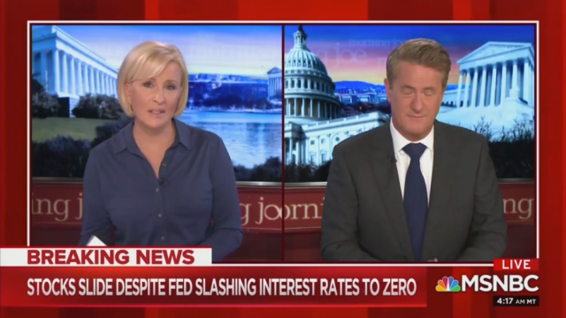 Joe Scarborough Blasts Coronavirus Response: 'Donald Trump Knew This Was Coming'