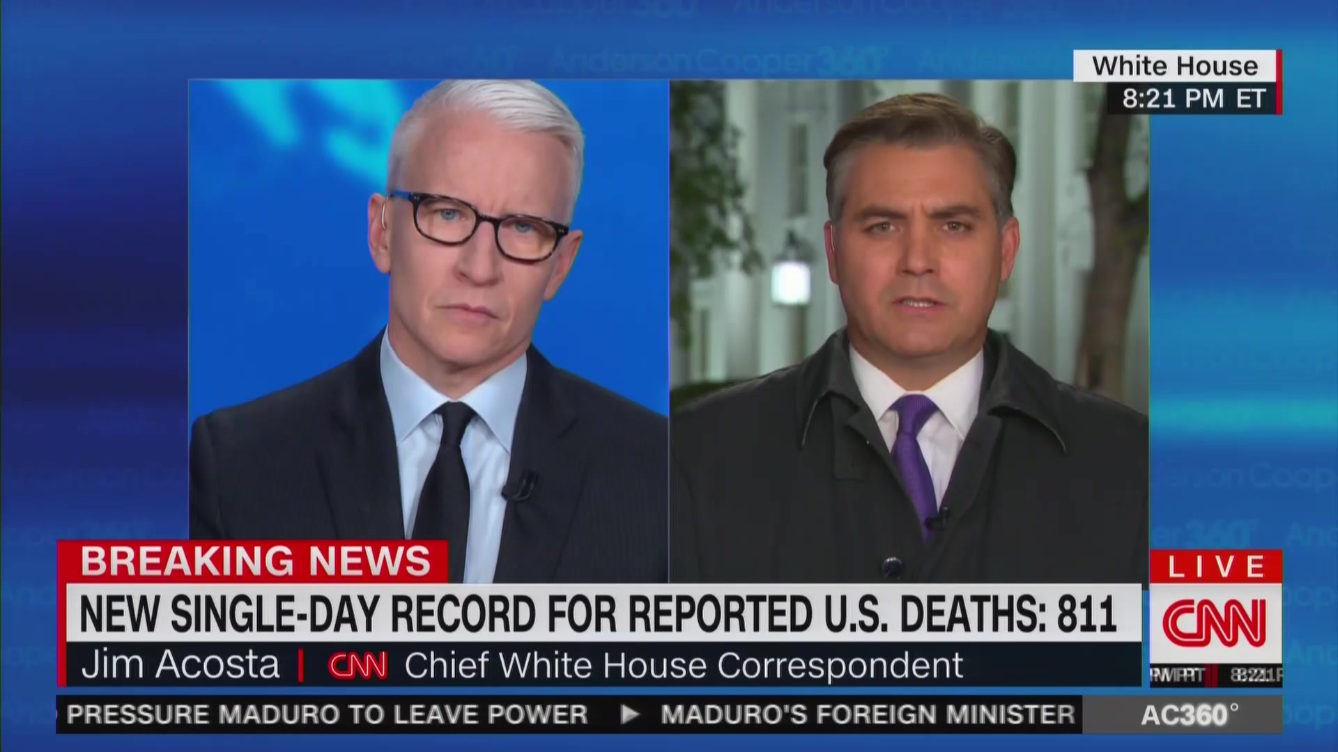 Jim Acosta: 'This Was a Different Donald Trump Tonight, I Think He Gets It'