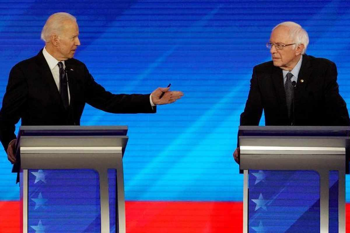 Bernie Sanders Says He Will Back Joe Biden If Former VP Wins the Nomination