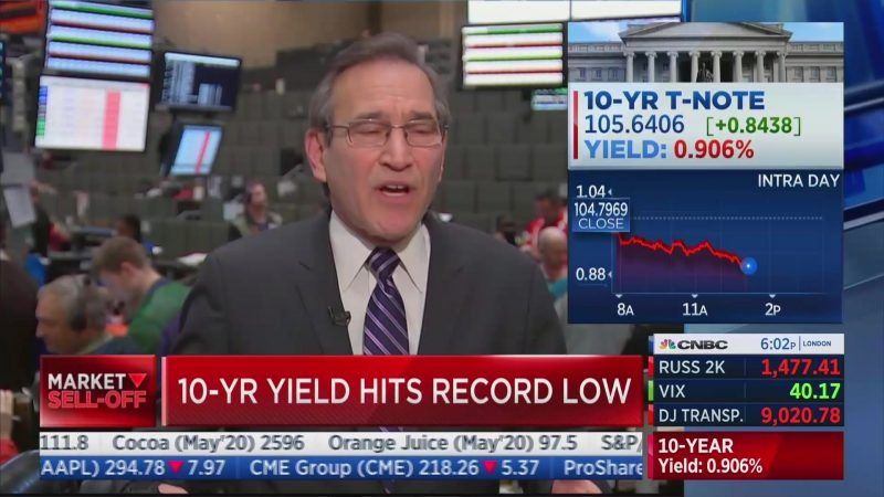 CNBC's Rick Santelli Thinks 'We'd Be Better Off' if Everyone Got Coronavirus to Get It Over With