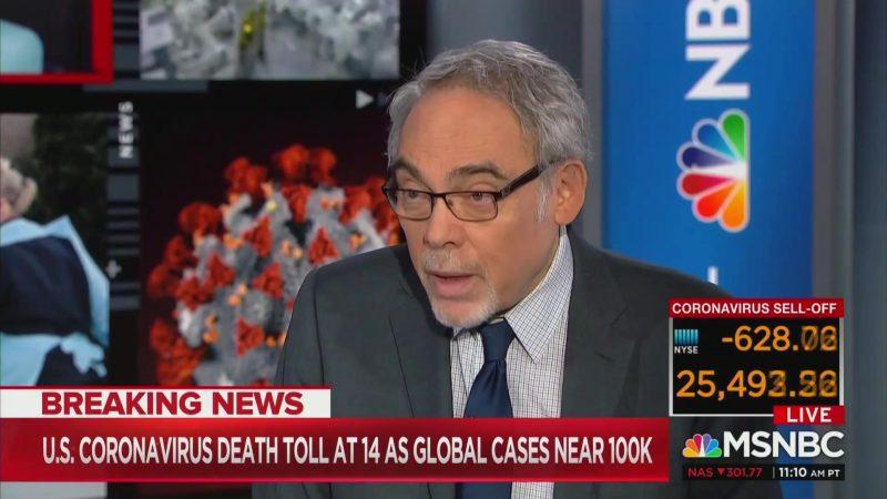 'The Most Egregious Level of Incompetence': Columbia University Doctor Lambasts Trump's Coronavirus Response