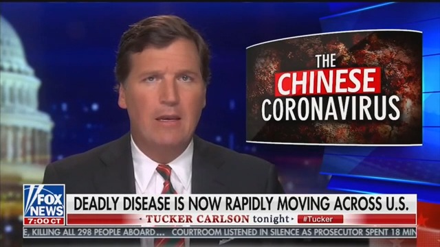 Tucker Carlson Appears to Subtweet Trump and Fox News Colleagues for 'Minimizing' Coronavirus Crisis