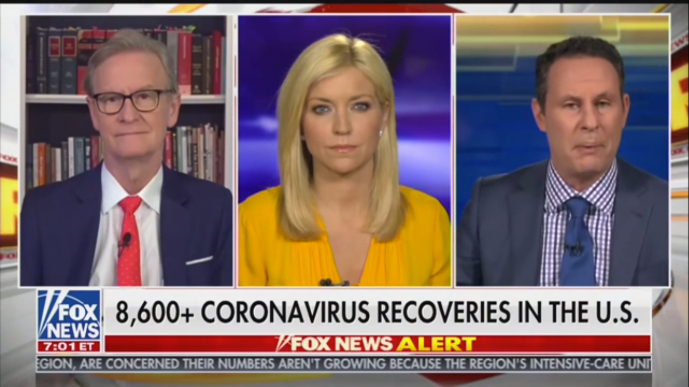 Fox's Brian Kilmeade Suggests Trump 'Gets Very Little Credit' for Not Acting Like a Dictator