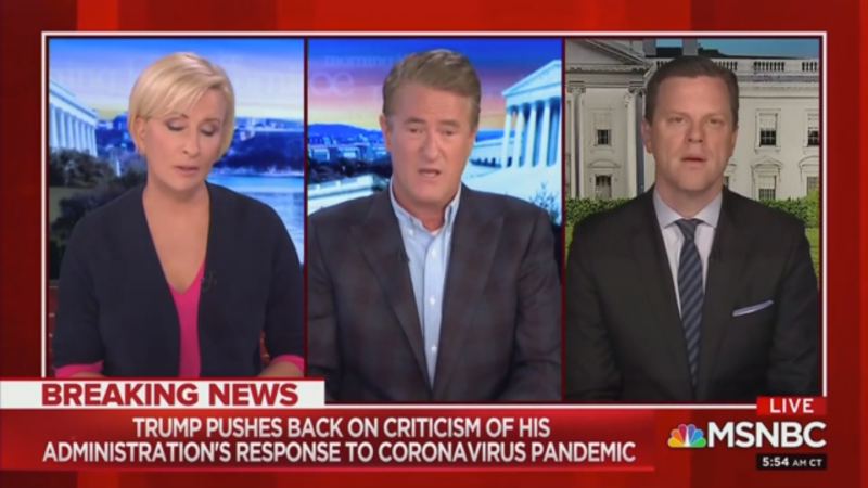 Mika Brzezinski: Even Trump Supporters Will See His Failure on Coronavirus