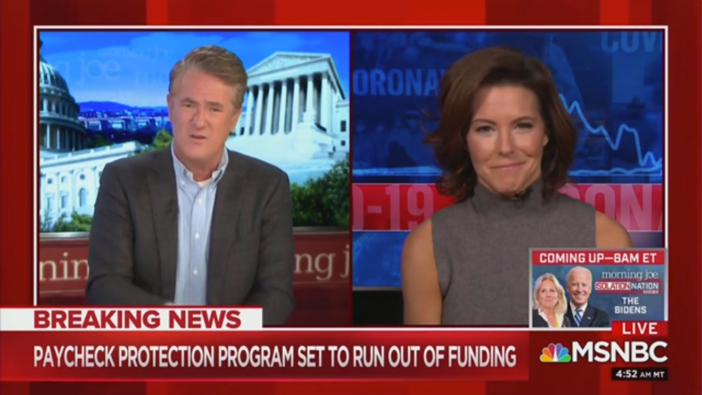 'Morning Joe' Sounds the Alarm on the Economy: 'The Poor Get Crushed' Like '2008 All Over Again'