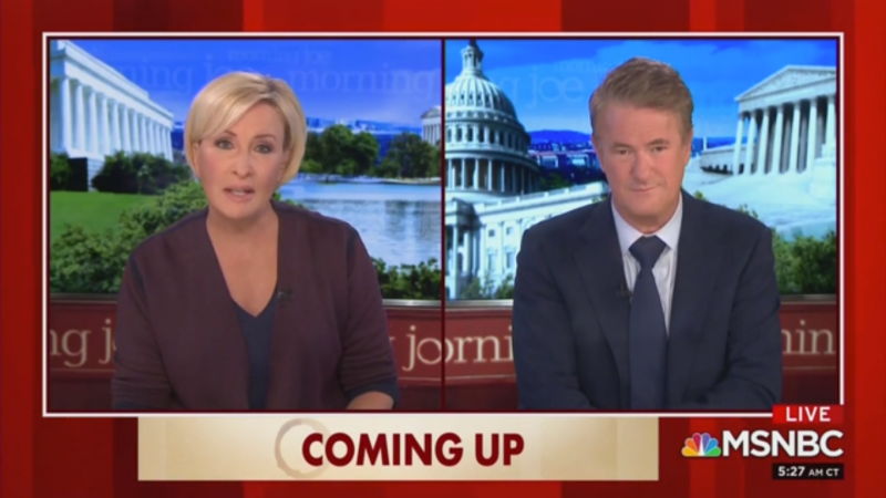 'Morning Joe': Where's the Conservative Outrage over Trump Claiming He Built the Economy?