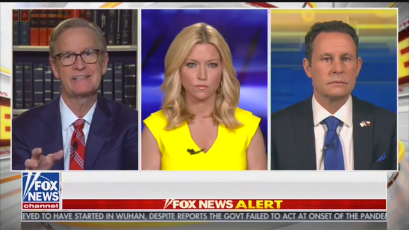 Fox's Ainsley Earhardt Wonders If Michael Flynn Was 'Set Up' Because 'He Didn't Go Along with Barack Obama'