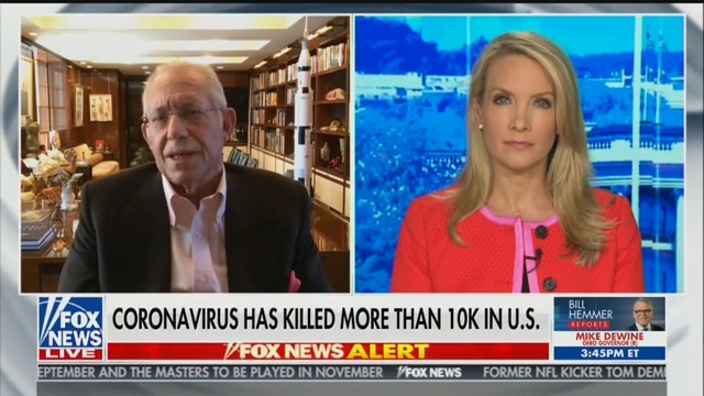Doctor Tells Fox News It's 'Irresponsible' to Keep Promoting Unproven Coronavirus Drug