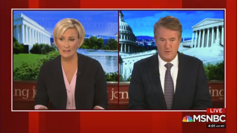 'Morning Joe' Praises George W. Bush: Americans Miss Having a President with Competence