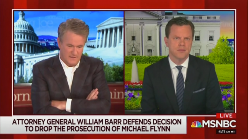 Joe Scarborough: Flynn Case Sets Precedent 'That It Is OK to Lie to the FBI'
