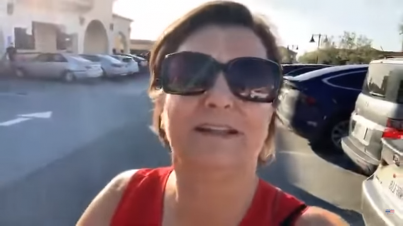 Trump Supporter Who Refused to Wear Mask in YouTube Video Now Has Coronavirus Symptoms
