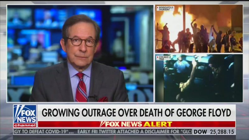 Chris Wallace: George Floyd Video 'May Be the Ugliest We Have Ever Seen'
