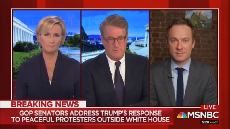 Joe Scarborough: 'Does Mitch McConnell Only Critique Black Presidents?'
