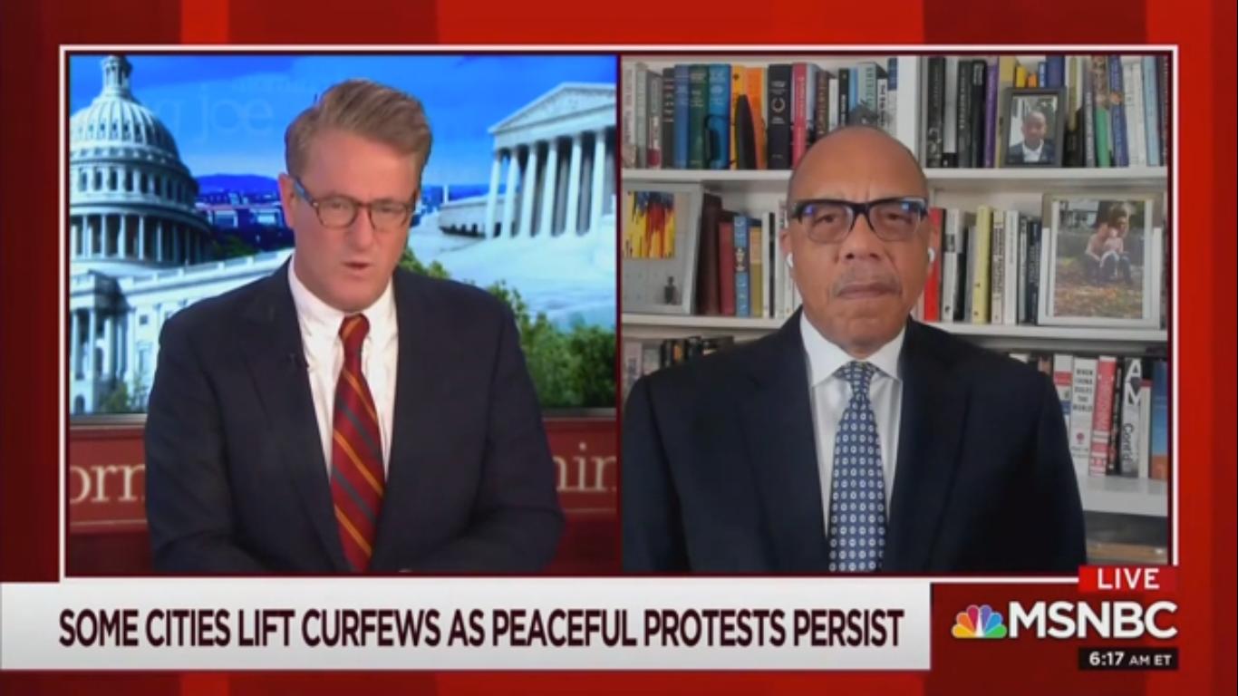 Joe Scarborough: Is George Floyd's Death 'Awakening White Americans' Like Selma?