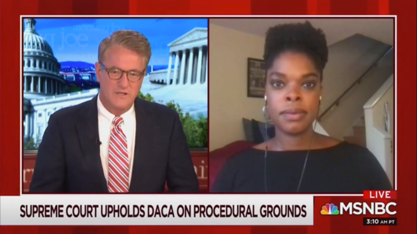 Joe Scarborough: Evangelicals 'Are Forced to Face the Fact' of Trump's Failure with the Supreme Court