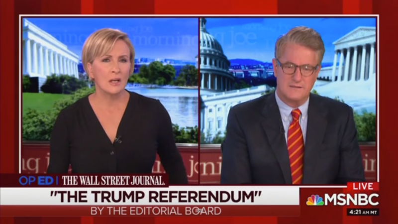 Mika Brzezinski Says 'Morning Joe' Is 'A Vital Part of the Political Landscape' as She Explains Joe Scarborough's Absence