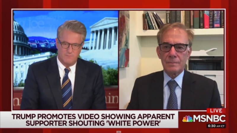 Washington Post's David Ignatius: Mitch McConnell May Start Distancing the GOP from Trump