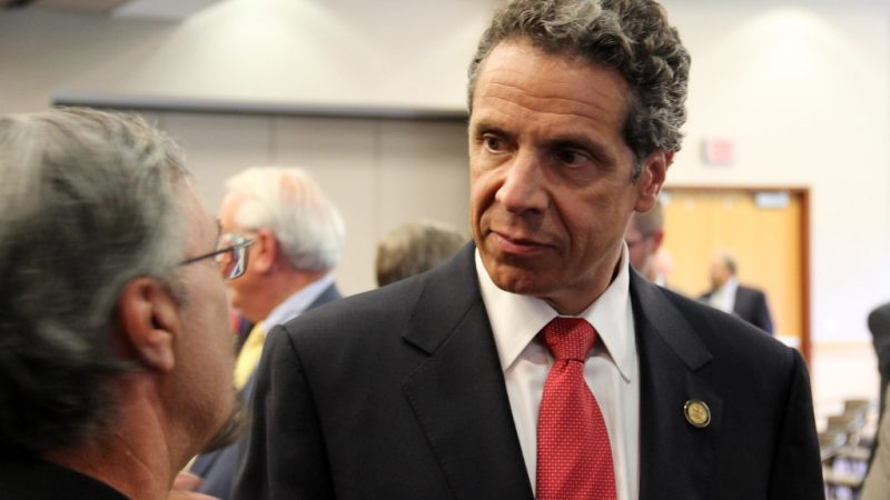 Cuomo Slams Trump's 'Reprehensible, Dumb Comment' about 75-Year-Old Peace Activist