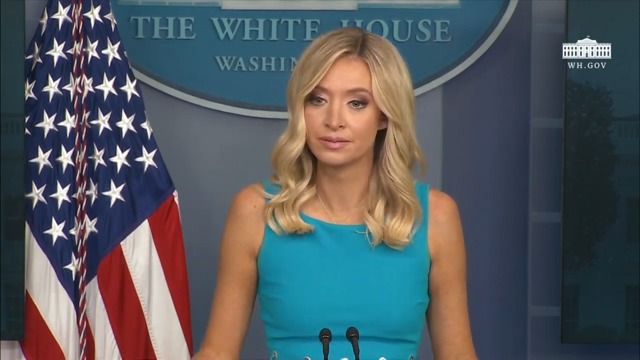 Kayleigh McEnany Compares Trump's Church Photo-Op to Churchill