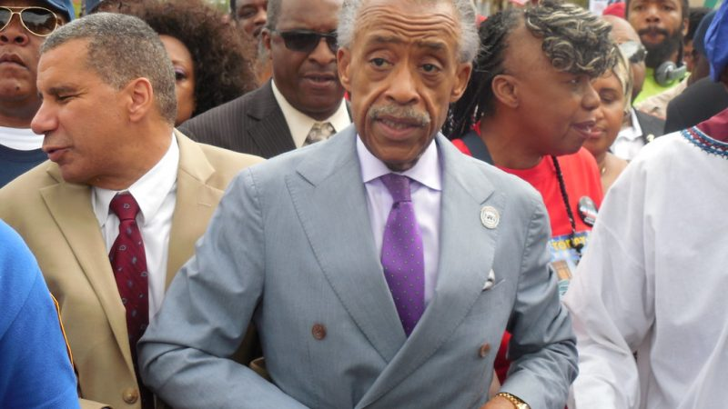 Al Sharpton Gives George Floyd's Eulogy: 'Get Your Knee Off Our Necks'