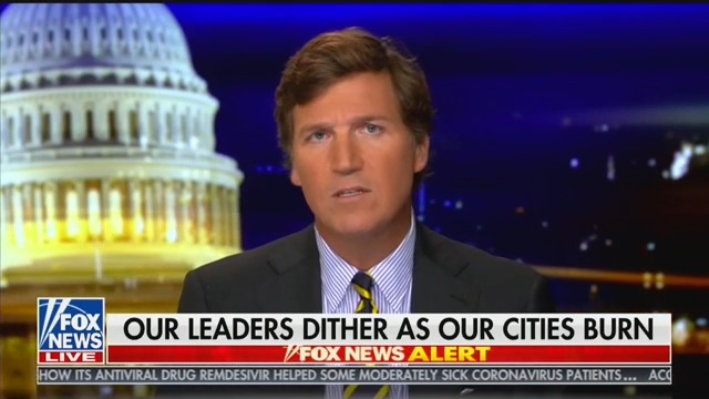 Tucker Carlson Targets Jared Kushner: 'No One Has More Contempt' for Trump Voters