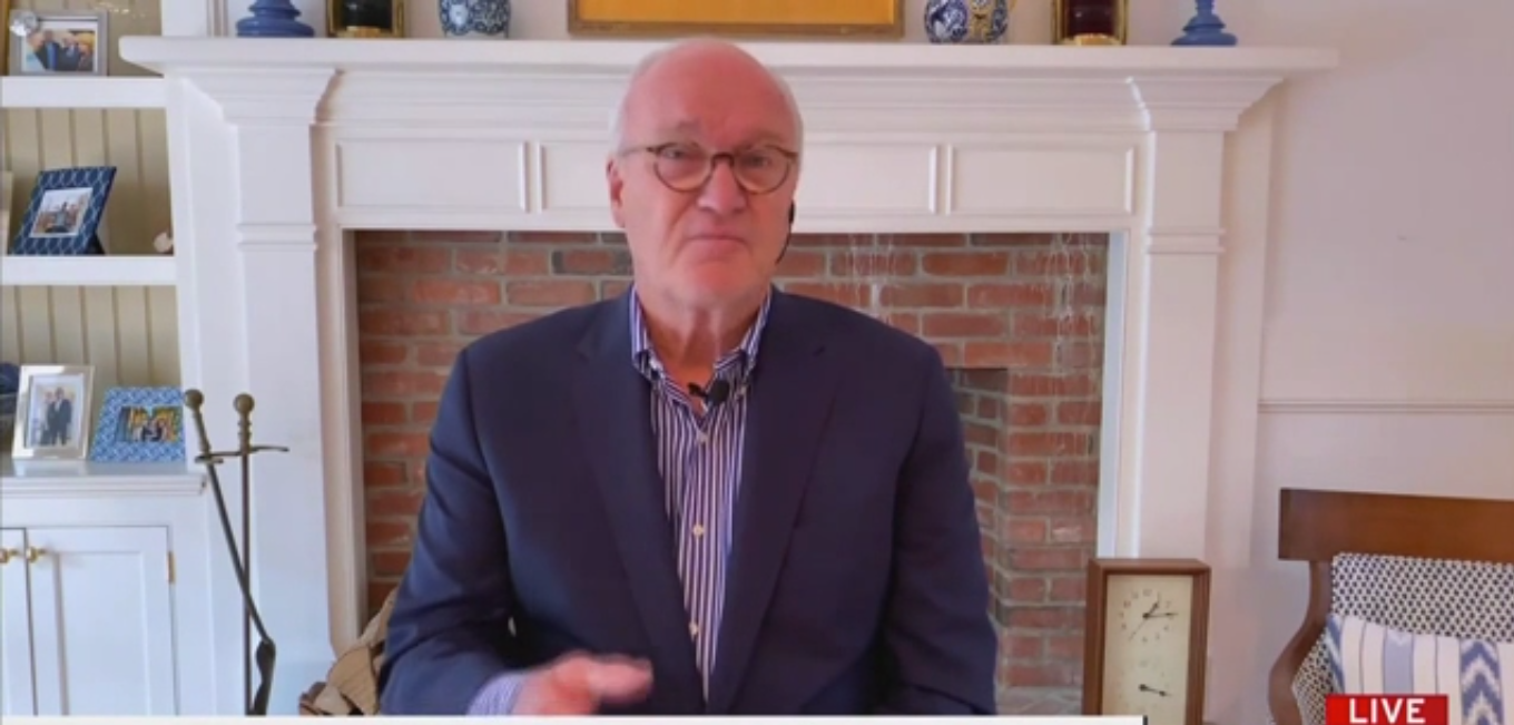 MSNBC's Mike Barnicle: Russia Is 'Still Declaring War on America' and Republicans Are Doing Nothing