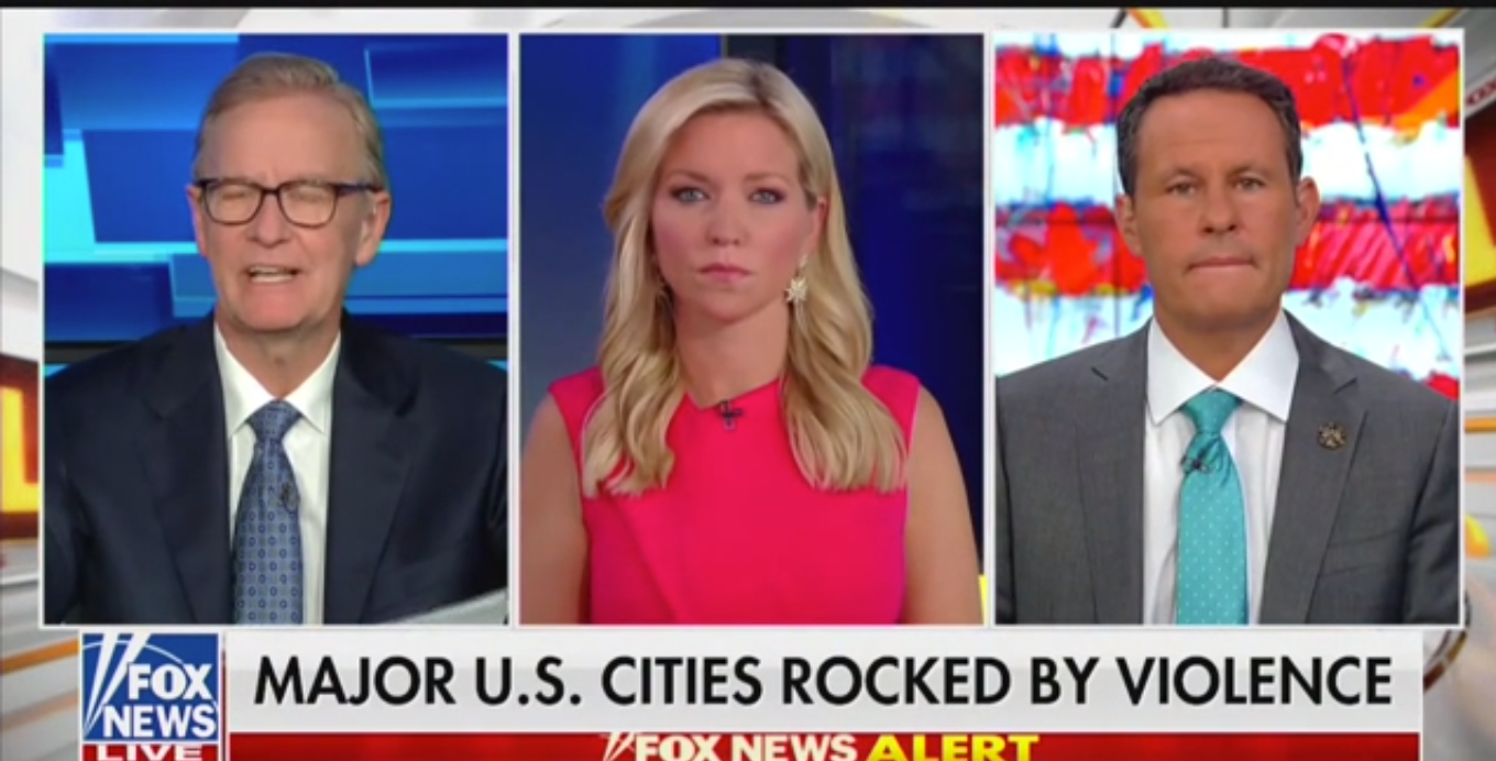 Fox's Ainsley Earhardt on Crime and Shootings: 'People Asked for This'