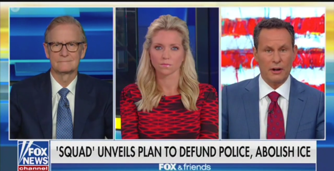 Watch: Fox News Launches Sustained Attack on Ilhan Omar, Repeats Lie That She Married Her Brother